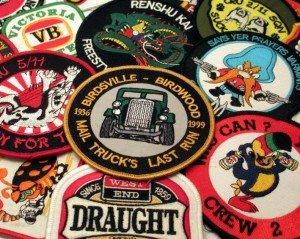 Embroidery - Badges